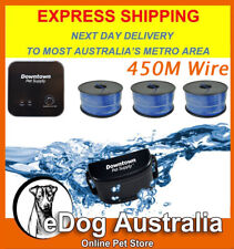 450M Wire Invisible Dog Fence  Waterproof  Hidden Electric Fence Rechargeable
