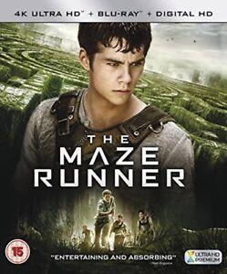 The Maze Runner [Blu-ray] [2014] [DVD][Region 2]