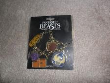 BRAND NEW Fantastic Beasts Harry Potter Charm Bracelet Bioworld