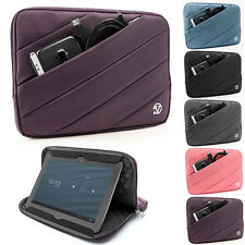 Dual Padded Tablet Sleeve Carry Pouch Case for Apple iPad Mini Tablet