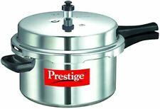 NEW Prestige 7.5 Liter Popular Aluminum Induction Base Pressure Cooker $