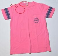Woman's VICTORIA'S SECRET PINK T-Shirt Top Short Sleeve Junior Size Small S
