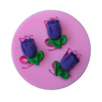 Fairy Silicone Fondant Cake Mould Decor Mold Chocolate Baking Sugarcraft Tool