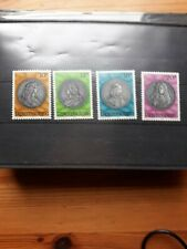 timbre luxembourg (th) lot 55   neufs   n1094/7   medailles