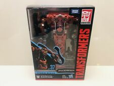 Transformers Studio Series RAMPAGE 37 Voyager Class Action Figure NEW