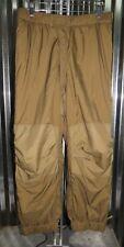 United States Marine Corps Pantalones de clima frío extremo Coyote feliz Traje Pequeño Regular Usa Primaloft