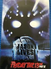 "NECA FRIDAY THE 13TH PART 6, JASON LIVES, 7"" ULTIMATE JASON FIGURE (NEW)"