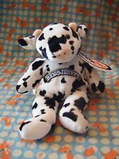 "Mary Meyer  Ben & Jerrys Cow Soft Toy with tag 8"" approx VGC"