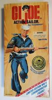 "G.I. Joe - Action Sailor - Limited Edition World War II 50th Anniv. - 12"" Tall"