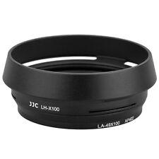 Pare-Soleil Objectif Photo pour Fujifilm X100 / 49mm Adaptateur / AR-X100