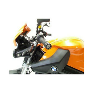 446139 - Embouts de guidon R&G RACING noir BMW F800R