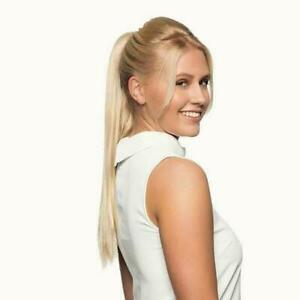 Stranded International Long straight ponytail hairpiece Various colours