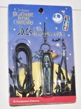 NIGHTMARE BEFORE CHRISTMAS CHAMELEON COFFIN Collana Portachiavi Set. JAP