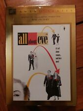 All About Eve (Dvd, 2003, W/Slipcover) Betty Davis