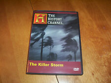 THE KILLER STORM Coast Guard 1991 Atlantic Coast Disaster HISTORY CHANNEL DVD