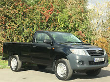2015/15 Toyota HiLux Active 2.5 D-4D Single Cab *FULL TOYOTA SERVICE HISTORY*