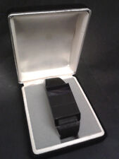 Original Sinclair Black Watch, Boxed and Working (1975).