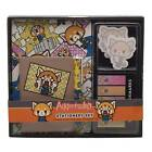 AGGRETSUKO JOURNAL PEN STICKY NOTES OFFICE SUPPLY SET BIOWORLD NEW
