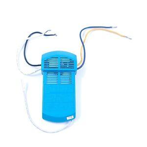 Original Replacement Ceiling Fan Remote Blue Receiver K243111000