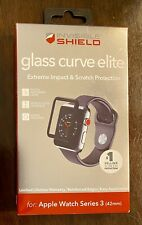 ZAGG Invisible Shield Glass Curve Elite for Apple Watch Series 3 (42mm)