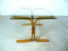 INGMAR RELLING Teak SIESTA Plywood COFFEE TABLE Couchtisch WESTNOFA 1960er 1960s