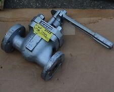 "Hopkinsons 14-8806-RHLF 1.5"" DN40 Flanged boiler blow down Gate valve A015"