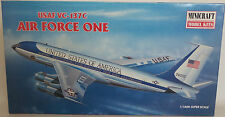 AVIATION : USAF VC-137C AIR FORCE ONE 1/144 SCALE MODEL KIT MADE BY MINICRAFT