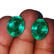 Natural Emerald Loose Gemstone 8 to 10 cts Certified Best Offer