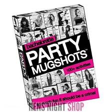 Fun Bachelorette Party Mugshots Game Hens Night Bridal Shower Activity