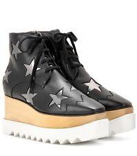 Stella Mccartney Elyse Hackney Platform Boots - UK 6/39
