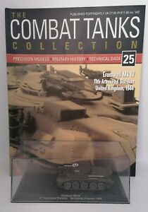 DeAgostini - Combat Tanks Collection - Cromwell Mk IV. 11th Armoured Division. N