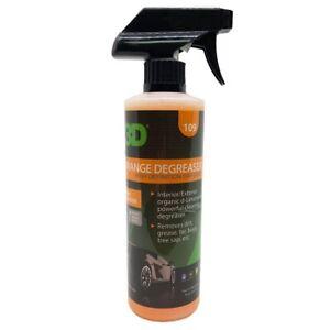 3D Car Care Orange Degreaser Citrus Cleaner D-limonene Interior & Exterior 470ml