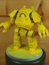 Plástico Warhammer espacio Marina contemptor Dreadnought Pintado Base (L)