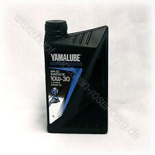 YAMALUBE 4-S SAE 10W30 | 4 Takt Motoröl | 1 Liter Flasche | Außenbordmotor