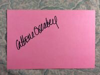 Catherine Oxenberg - Dynasty - Starship Troopers 3: Marauder - Autograph