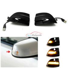 Car LED Dynamic Turn Signal Blinker Light For Ford Focus 2 MK2 04-08 C-MAX 07-10