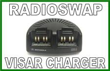 MOTOROLA VISAR RAPID TWIN DESKTOP CHARGER NTN8076