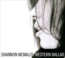 Western Ballad [Digipak] by Shannon McNally (CD, Mar-2011, Sacred Sumac NEW CD