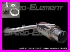 Mitsubishi Lancer 08 09 10 11 DE ES GTS Tsudo N1 Axle back exhaust V2 Muffler