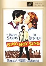 Cantar,niño,cantar DVD (1958) TOMMY Sands,LILI Gentle,EDMOND O'Brien ,NICK ADAMS