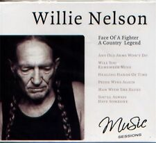 - CD - WILLIE NELSON - Face of a fighter
