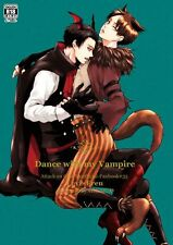 Attack on Titan YAOI Doujinshi ( Levi x Eren ) Dance with my Vampire、NEW!!
