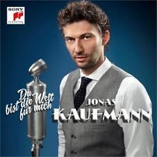 Du bist die Welt für mich (Standard-Edition) von Rso Berlin,Jonas Kaufmann,Jochen Rieder (2014)