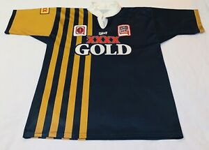Very Rare 1994 BRL South Queensland Crushers Supporters Rugby League Jersey