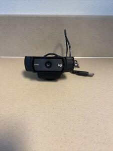 Logitech C920 1080p Stream Webcam