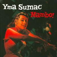 Yma Sumac - Mambo! (Vinyl LP - 1954 - EU - Original)