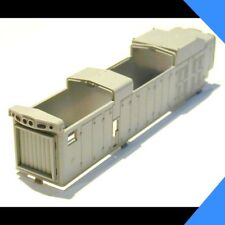 MP15DC BODY SHELL Angled Filter BOX With MARKER LIGHTS 990404 (Qty 1) ATLAS HO