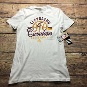 Adidas Youth Girls XL 18 Cleveland Cavaliers T Tee Shirt NEW