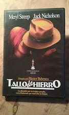 Como nuevo - DVD de lapelícula TALLO DE HIERRO - Item For Collectors