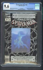 AMAZING SPIDERMAN 365 CGC 9.6 8/92 1ST APP OF SPIDERMAN 2099 NEWSSTAND 009